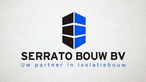 Logo ontwerp-Serratobouw