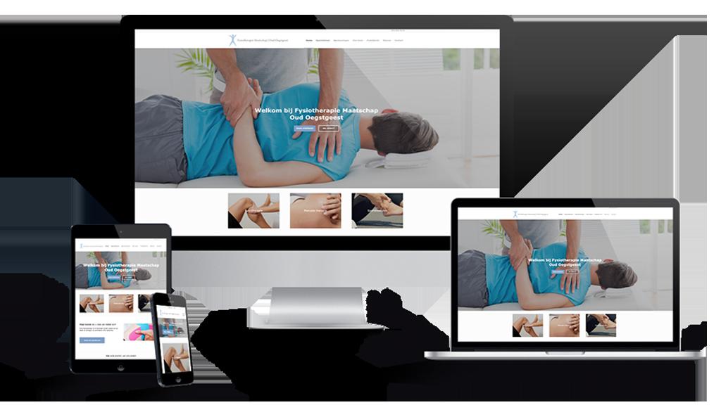 Wordpress-website-Fysiotherapie-Maatschap-oud-Oegstgeest