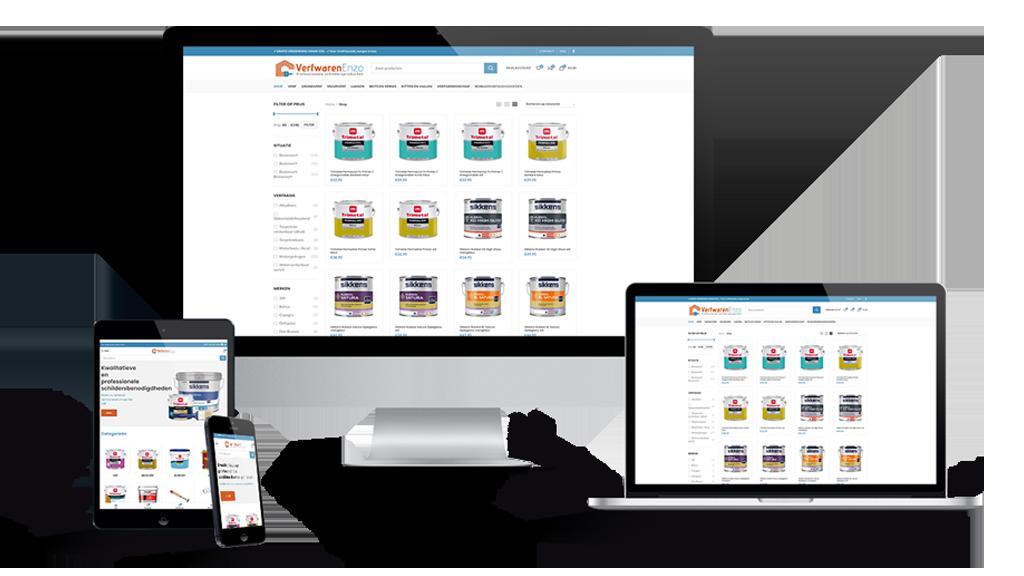 WordPress-WooCommerce-Webshop-Verfwinkel-uit-Leiden