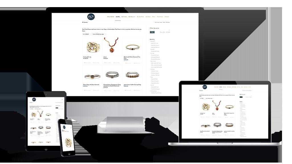 WordPress-WooCommerce-webshop-Juwelier-Amsterdam