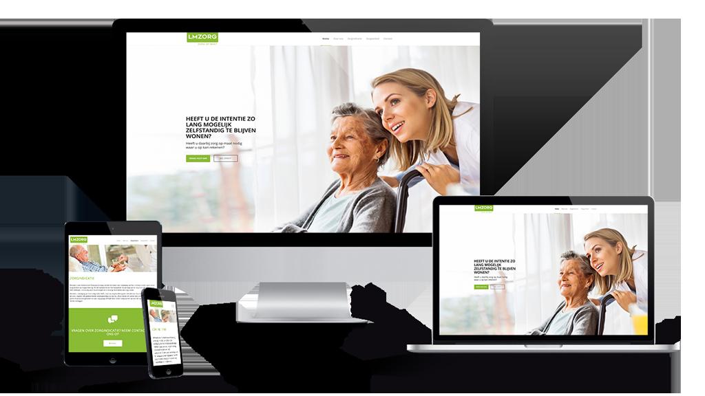 Wordpress-website-Zorgaanbieder-Amsterdam